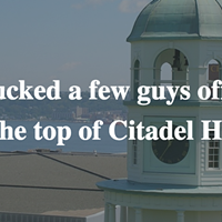 Halifax confesses all of its sexual secrets