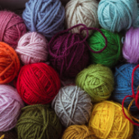 HRM Grandmothers to Grandmothers Fabric & Yarn Sale