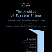 The Archive of Missing Things