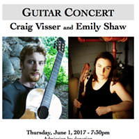 Craig Visser w/Emily Shaw