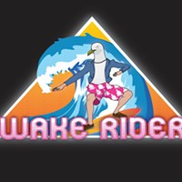 Review: Wake Rider, <i>Wake Rider</i>
