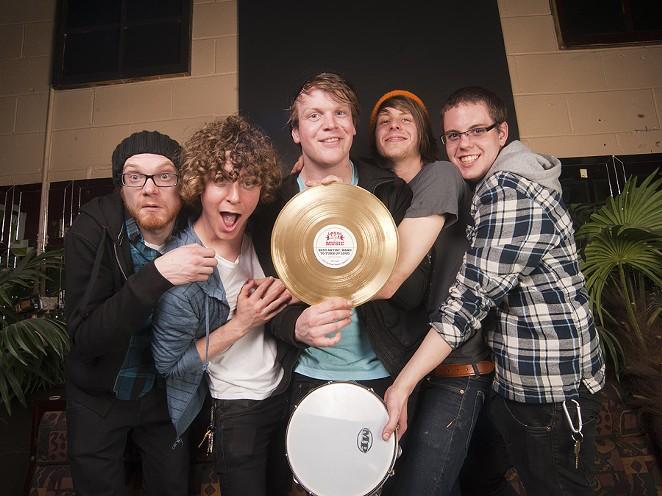 Best of Music 2012 Photobooth