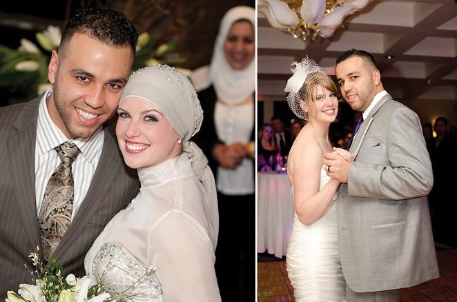 Nicole & Tarek