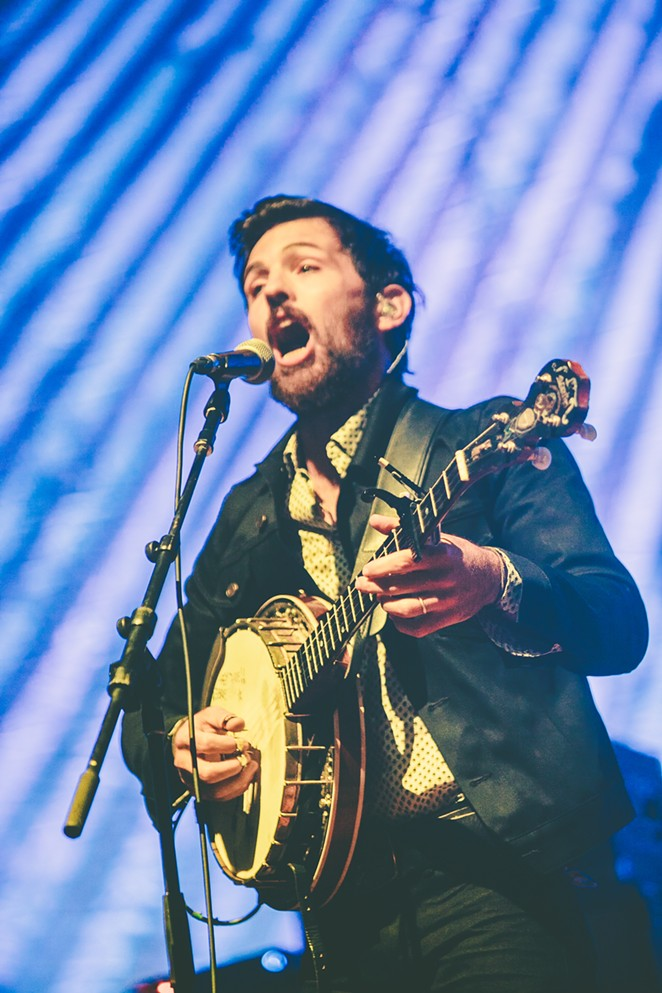 The Avett Brothers in Halifax