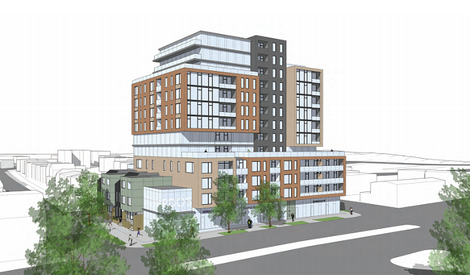 Proposals From Hrm 39 S Development Open House Slideshows