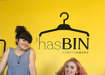 Find your must-haves at the Has Bin