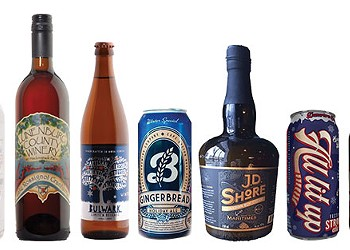 Say, what's in this drink?: 7 seasonal local sips