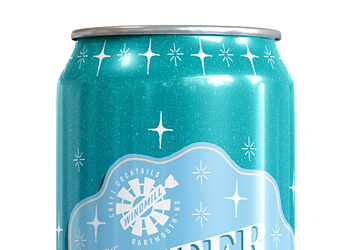 DRINK THIS: Windmill Craft Cocktails' Winter Blues