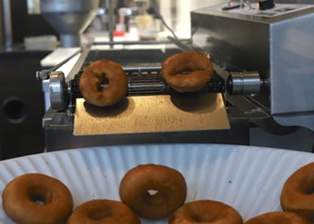 Jagger's Cafe is always fresh with made-to-order donuts