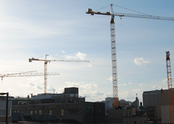 How to be a crane operator