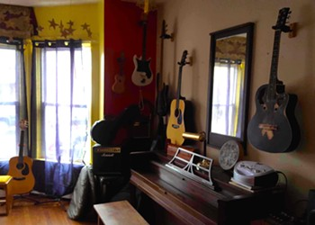 Agricola Street's Open Mic House shut down by HRM