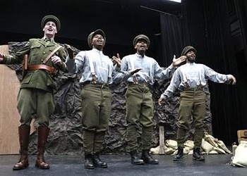Theatre review: <i>The Colour of Courage</i>