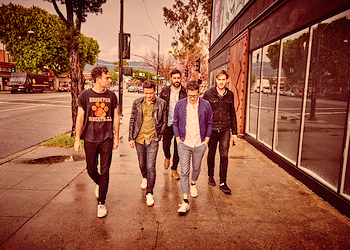 The Arkells and Frank Turner split headline status at upcoming show