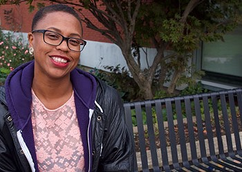 Jalana Lewis cares about her community