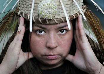 Sobey Art Award shortlister Ursula Johnson weaves cultural narratives