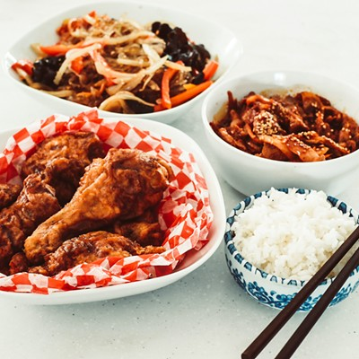 Young Pocha is Halifax's own Korean pojangmacha-style eatery