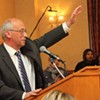 NDP executives resign in protest over party leader Gary Burrill