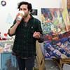 Kevin Cormier lives through paint
