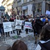 NSCAD faculty and librarians on strike