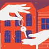The Nova Scotia Affordable Housing Commission was put together to figure out how to fix the housing crisis while temporary measures to protect renters were in place. AZIZA ASAT