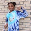 Jahtaya Skeete will be selling her Taya's Ties line of tie-dye clothing at the Takin' BLK Gottingen market.