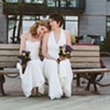 Duly Noted Wedding Album - Jenny & Pamela