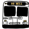 Buses gone to hell