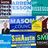 Rating this election's campaign signs