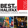 The winners of the Best of Halifax Readers' Choice Awards 2016