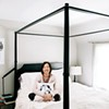 My favourite room: Andrea Tsang-Jackson's bright bedroom