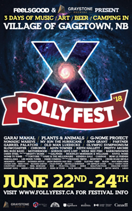 FOLLYFEST.CA SCREENSHOT