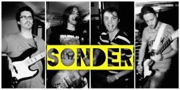 SEAN PARSONS - Sonder