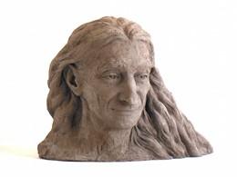 ELIZABETH SIRCOM - Michel Lacaille with his hair loose