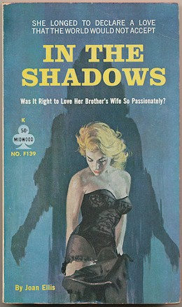 Pulpy portraits: book covers from MSVU's vault