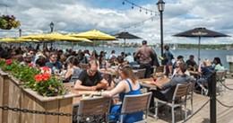 GAB GALLANT - Gahan's stellar waterfront patio