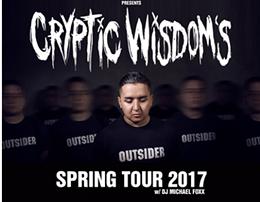 Tour poster screenshot.