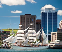 SUBMITTED - RDV 2017 Tall Ships Regatta on the Halifax waterfront