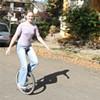 Unicycle across Nova Scotia
