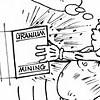 Uranium mania