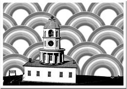 Utopian Halifax Artist's rendition of a violence-free Halifax.