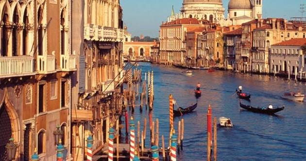 Venice looks like Halifax, right?