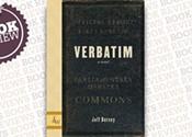 <i>Verbatim: A Novel</i>