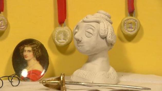 Video still from Claire Seringhaus' Billington Prep