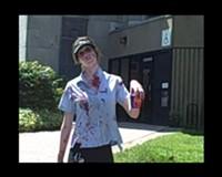 Halifax Zombie Walk 2009