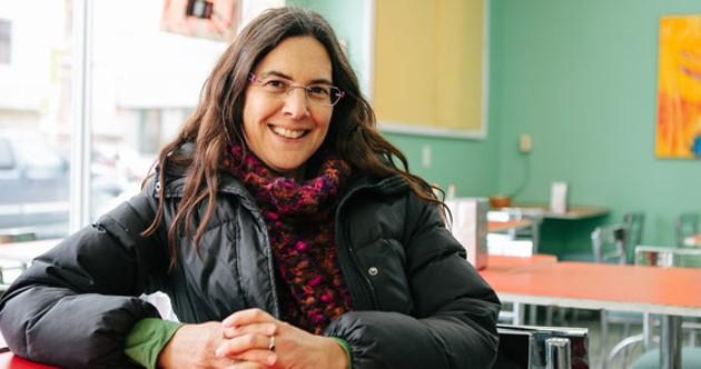 Watershed Farms' Camelia Frieberg has done her homework on CSAs. - SCOTT BLACKBURN