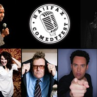 Welcome to comedy town: Our Ha!ifax ComedyFest coverage