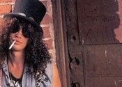 Slash's conspiracy