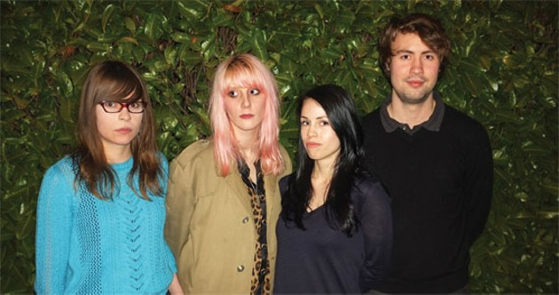 White Lung bring pure white heat on stage