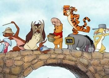 """<i>Winnie The Pooh</i> sweet like """"hunny"""""""