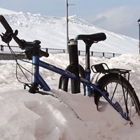 Winter biking and Halifax: the nightmare, the video